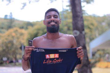 Felipe de Freitas e sua 'queda' pelo trail run